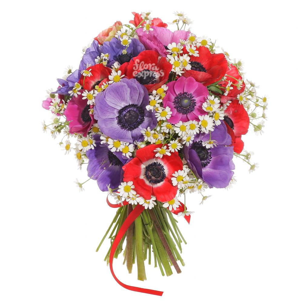 Букет «Flora Express», Лучезарная улыбка