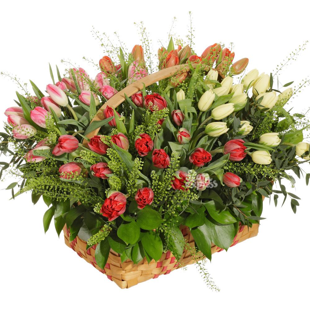 Букет «Flora Express», Радовать