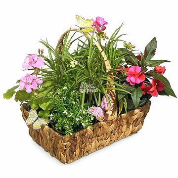 Букет Корзина «Цветочное ассорти»