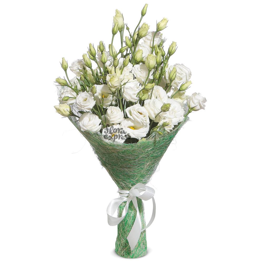 Букет «Flora Express» Белая пелена фото