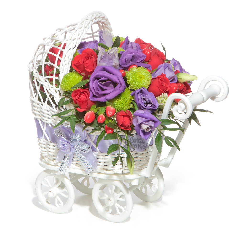 Букет «Flora Express», БУКИ